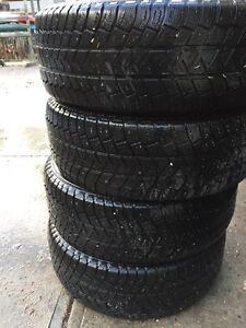 Michelin Latitude Alpin 265/65 R17