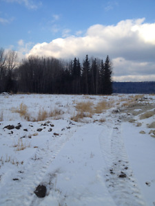 Lot 5 Flats Road, Whitecourt AB, FORSALE with Exit Realty Result