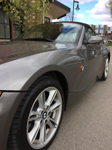 2003 BMW Z4 Convert Coupe (2 door)