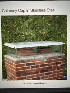 HY-C Chimney Cover (price reduced)