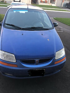 2008 Pontiac Wave Hatchback