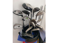 Complete golf club set for sale