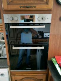 Double oven Baumatic