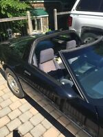 MUST SELL: Final Reduction 86 Corvette Low K's