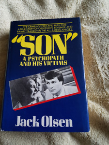 """SON"" A Psycopath and his Victims"" by Jack Olsen"
