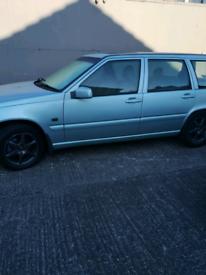 1997 volvo v70 2.5 turbo full mot..