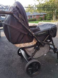 Great Peg Pergeo stroller , made in Italy