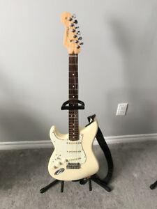 Left Handed Fender Guitar