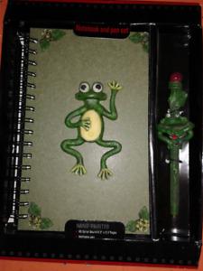 livre grenouille