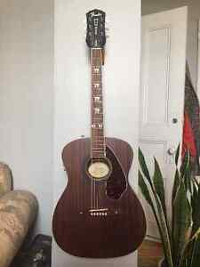 Guitare acoustique Fender Tim Armstrong Hellcat