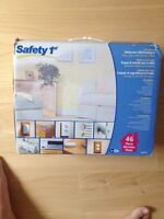 46 piece baby safety proofing kit