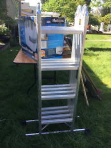 New Price** Painters Ladder - purchased at Costco