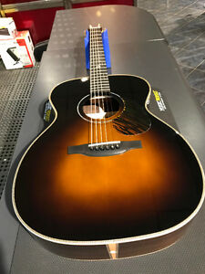 GUITARE BOUCHER OMH INDIAN STUDIO SUNBURST SECONDE MAIN
