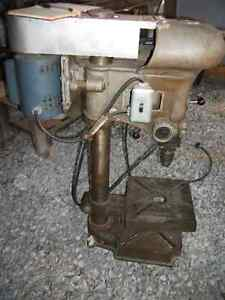 , Craftsman wood shaper. DURO drill press Belleville Belleville Area image 4