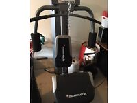 Maximuscle 335 9181 Home Gym