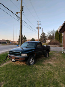 1999 Dodge short box 4x4