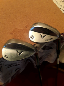 Callaway Forged Wedges £50 the pair