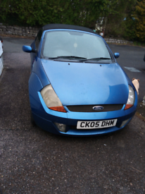Ford StreetKa 1.6 Sport luxury