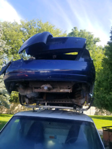 2007 Saturn ion For parts only 74000 km on car