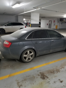 2003 Audi A4 3.0 6 Speed - MUST SELL