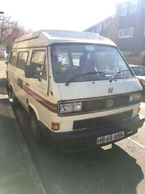 VW campervan T25/ T3