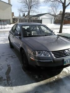 2004 Volkswagen Passat GLX Sedan, no rust