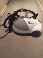Steamfast Canister Steam Cleaner with all attachments