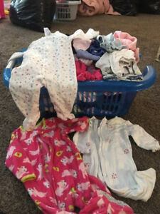 Baby Clothes - 3-9 months