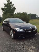 2014 BMW 5-Series 550i xDrive Sedan  Power, Elegance, Technology