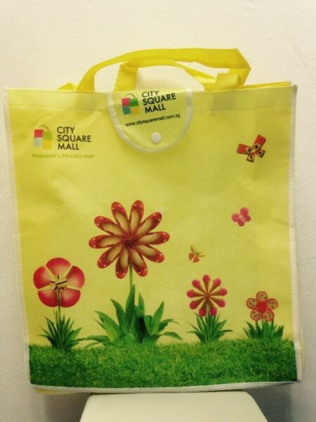 City Square Mall reusable bag
