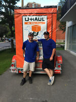 MOVING HELPERS AVAILABLE. SPECIALIZING IN UHAUL & PODS....