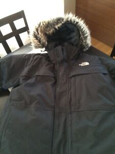 Manteau très chaud North face xl homme