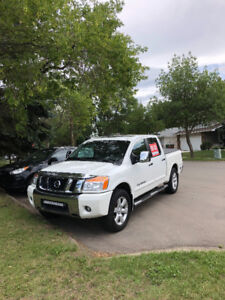 2009 Nissan Titan LE LOADED + EXTRAS