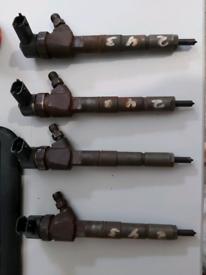 Injectors Vauxhall Zafira 1.9 CDTI 110kW 150 HP