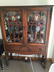 Antique Dining Room Set 9 pc