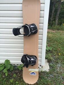 Limited 149 board and K2 boots