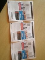 3 Rise Against tickets for Aug. 4