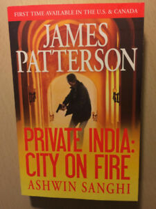 Private India: City on Fire - James Patterson