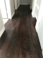 Flooring Installations - Bathroom/Kitchen/Basement