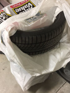 4 winter tires Continen 225-40 R 18 excellent condition 500
