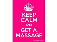 East London== I Love Massage as it's good for mind, body and spirit