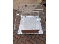 Audi A4 Avant Dog Cage - Custom Built by Trystorme