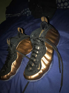 Foamposite bronze