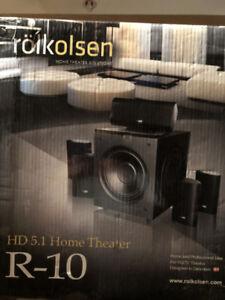 cinema maison Rolkolsen R-10 Hd 5.1