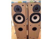 MERCURY MX 3 floor standing speakers
