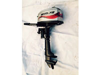 Mariner outboard 4 Hp short shaft
