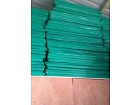 New and used heavy foam mats suitable for bouncy castles, gym, play, martial arts, gymnastics, etc