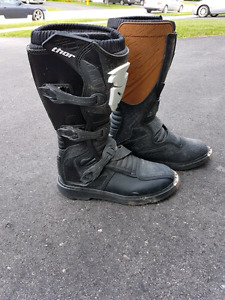 Thor Blitz Mens Dirt Bike Boots