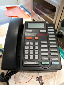 Nortel Meridian 9516 Phone with Answering system and Auto Attend