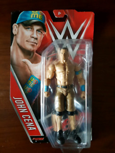WWE John Cena basic figure (NEW)